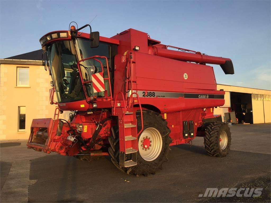 CASE IH 2388 EXCLUSIVE - Photo 1
