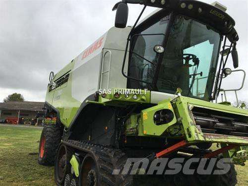 CLAAS LEXION 780 TT - Photo 2