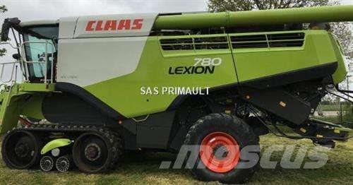 CLAAS LEXION 780 TT - Photo 3